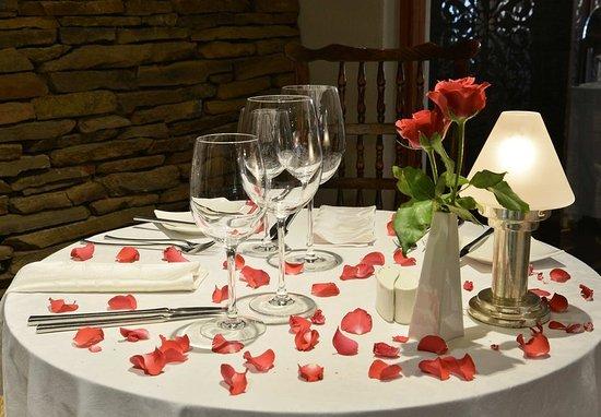 Magaliesburg, Afrika Selatan: Restaurant Dining Area