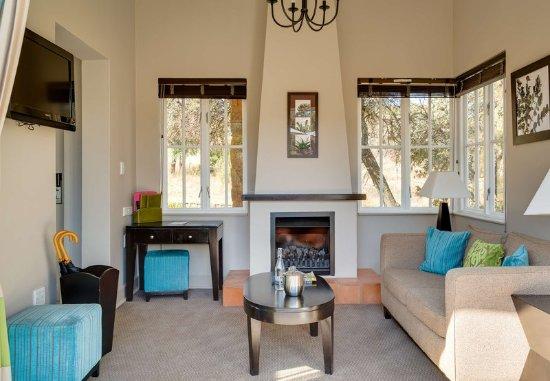 Magaliesburg, Güney Afrika: Villa - Living Room
