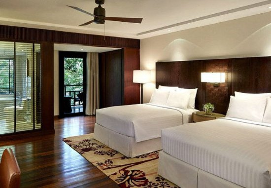 Gunung Mulu National Park, Malaysia: Premier Double/Double Guest Room