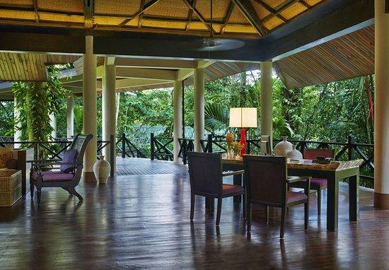 Gunung Mulu National Park, Malaysia: Lobby