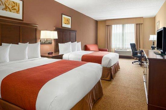 Cuyahoga Falls, OH : Guest Room