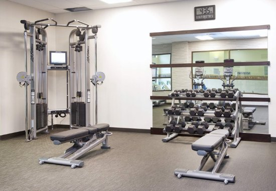 Everett, WA: Fitness Center - Free Weights