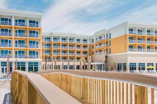 Gulf Front Suite Hilton Garden Inn Fort Walton Beach 39 Tripadvisor