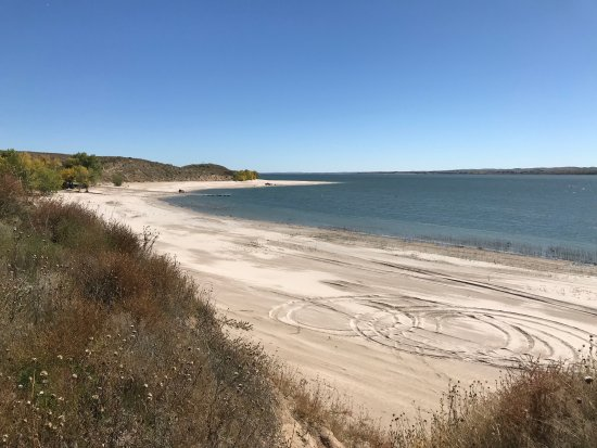 Ogallala, NE: Beautiful sandy beach