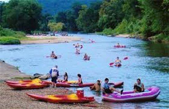Tahlequah, Οκλαχόμα: Floating the Illinois River