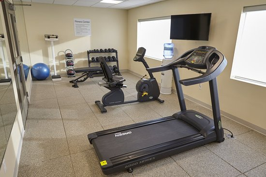 Tahlequah, OK: Fitness Center