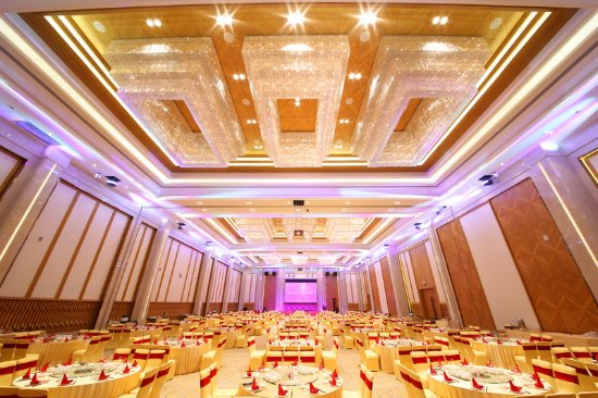 Heyuan, จีน: Resort Ballroom - Rendering