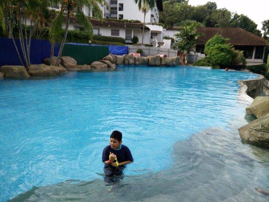 Swiss Garden Beach Resort Damai Laut Updated 2017 Reviews