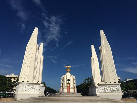 ‪Democracy Monument‬
