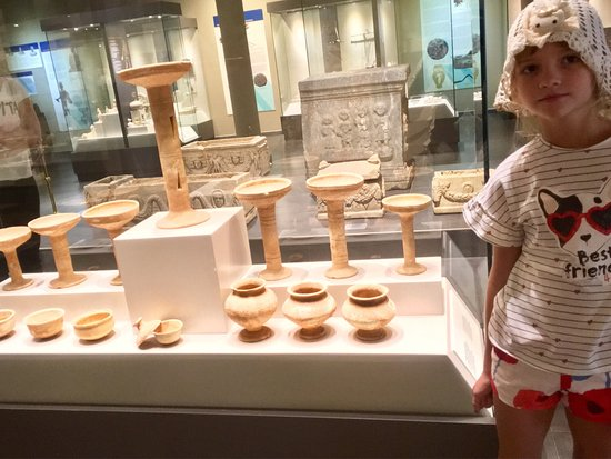 Alanya Arkeoloji Muzesi - Picture of Alanya Arkeoloji ...