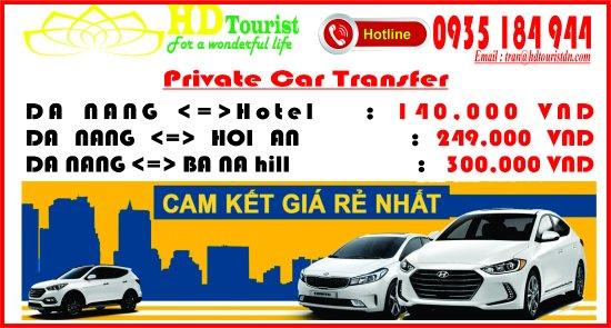 HD Tourist - Bus Tours