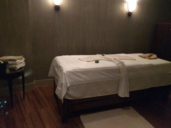 Hotel Mulia Senayan, Jakarta: Massage room