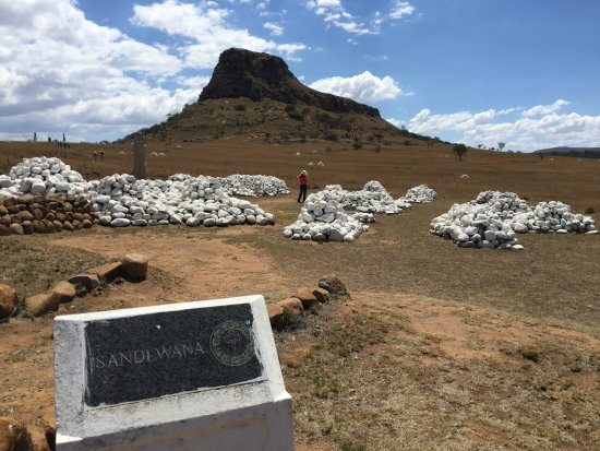 Rorke's Drift, South Africa: Isandlwana