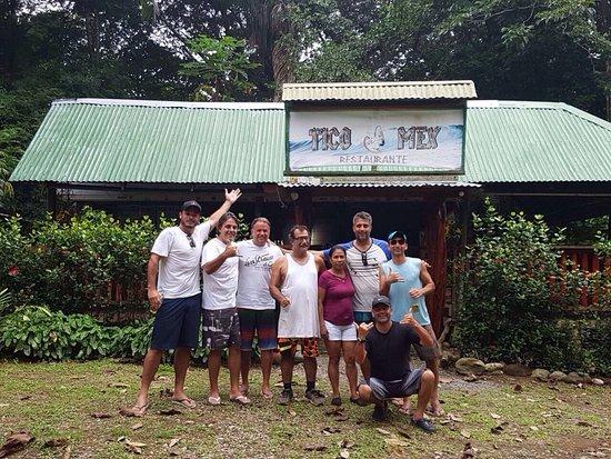 Pavones, Costa Rica: Casa de MaMá !!