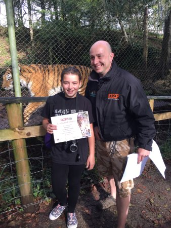 Sparkwell, UK: Alisha's adoption