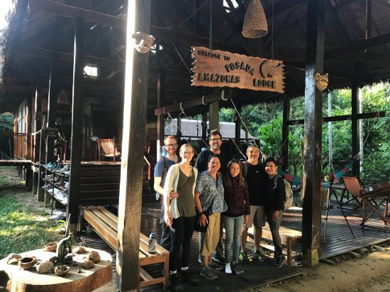 Refugio Amazonas: Beautiful Lodge