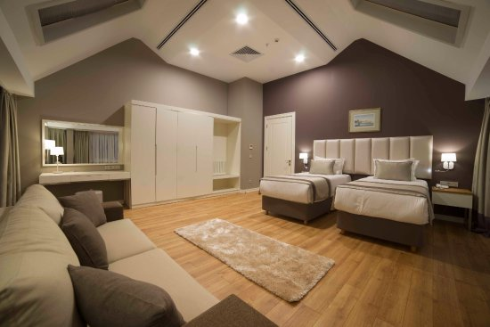 Avrupa Residence Suites: Penthouse