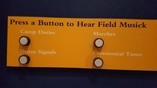 Greensboro, Carolina del Norte: Interactive museum display