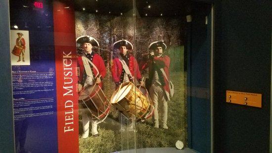 Greensboro, NC: Interactive museum display