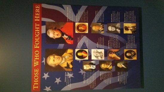 Greensboro, NC: Museum display