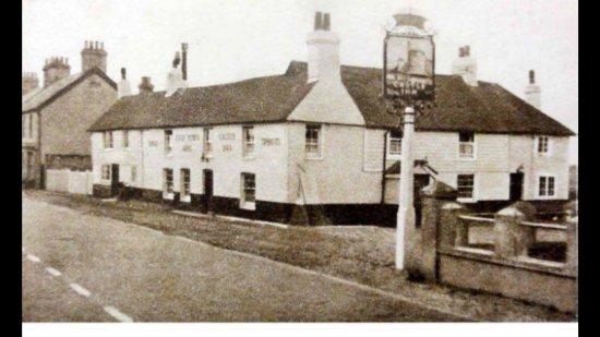 Pevensey, UK: Historical photo
