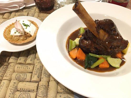 Bock Bisztró: Lamb chuck Navarin style