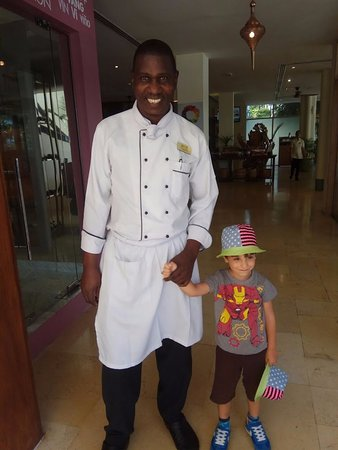 the best chef - Aggrey