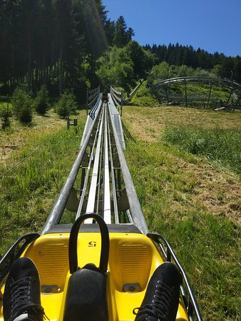 Gutach im Schwarzwald, Duitsland: Let's go!