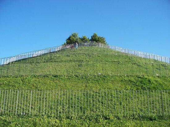 Collina pi alta foto di parco del portello milano for Planimetrie del paese di collina