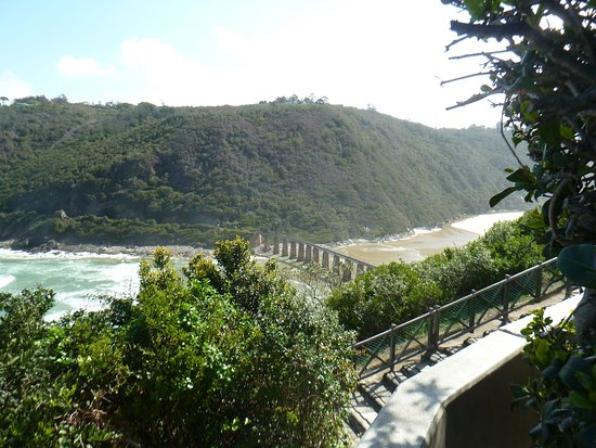 Wilderness, South Africa: Kaaimans river bridge