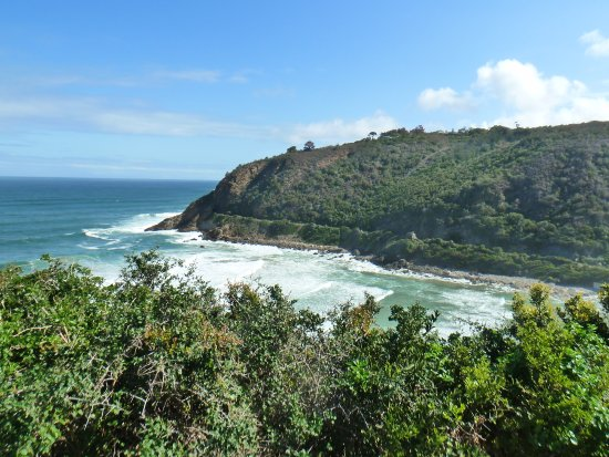 Wilderness, Sydafrika: Kaaiman's river mouth