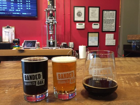 Banded Oak Brewing Co.