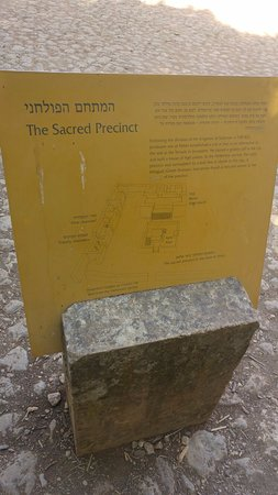 Tel Hazor National Park : the site