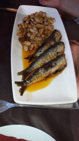 Colera, สเปน: Sardines à l'escabèche