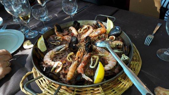 Colera, สเปน: L'incontournable....paëlla