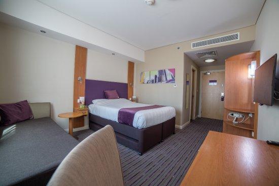 Premier Inn Dubai Investments Park Hotel Photo