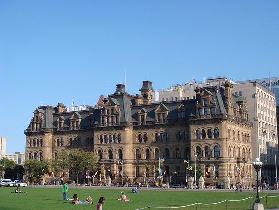 ออตตาวา, แคนาดา: bâtiment des ministres