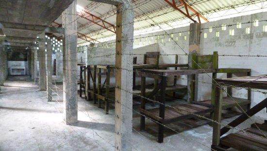 National Park Gorgona: Hier schliefen vor allem politische Gefangene