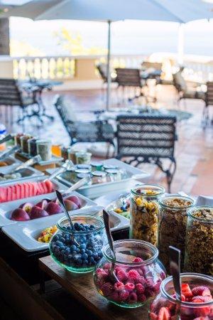 Bantry Bay, Sør-Afrika: Breakfast