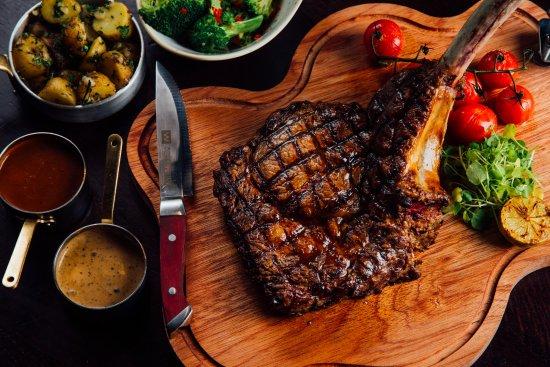 The Meat Co: T-Bone Steak
