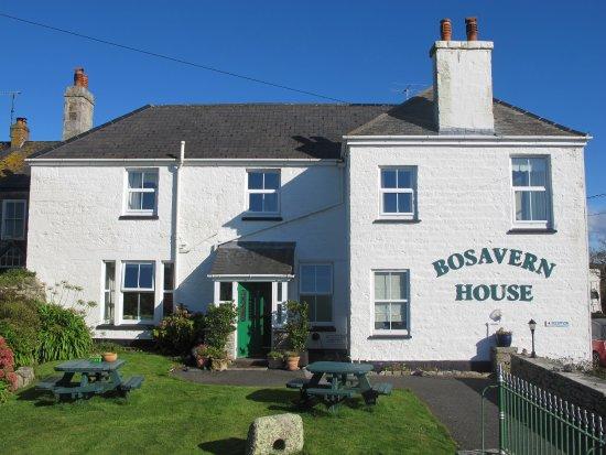 Bosavern House