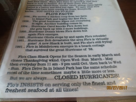 Middletown, RI: Flo's Facts