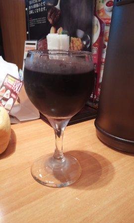 Anjo, Ιαπωνία: ハウスワイン飲みやすい