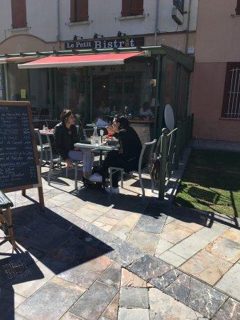 Thuir, فرنسا: Le Petit Bistrot