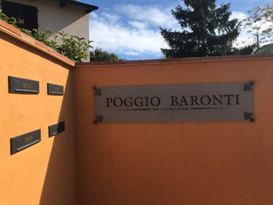 Bagno a Ripoli, Italy: Poggio baronti