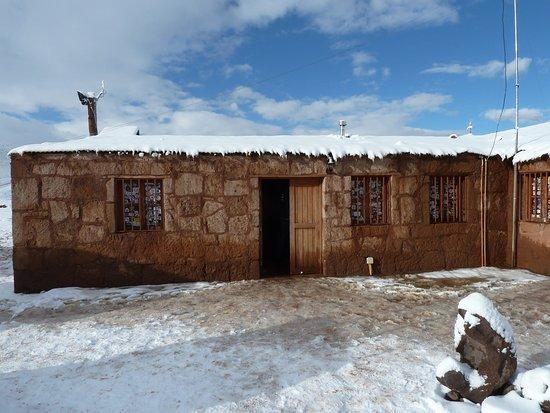 Región de Atacama, Chile: Schutzhütte