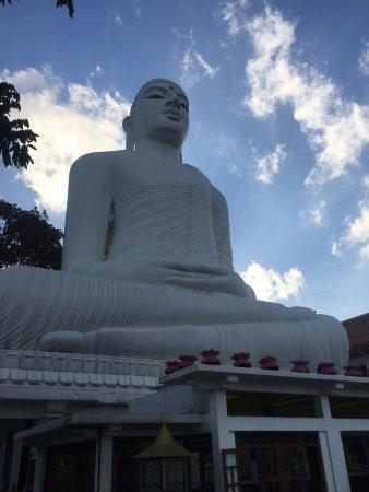 Bahiravokanda Vihara Buddha Statue: Huge buddha