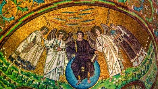 Province of Ravenna, Italien: Mosaici