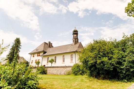 Dachsberg, Allemagne : Kirche Ibach