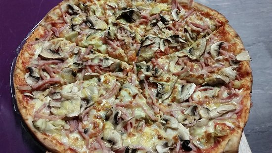 Margate Woodfired Pizza
